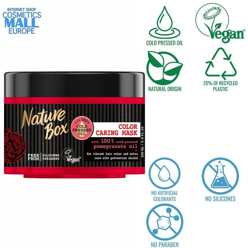 Garnier Color Naturals трайна боя за коса цвят 1.0 Черен | Garnier Color Naturals