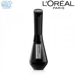 Автоматичен молив за очи IsaDora металик, с острилка, Twist-up Metallic Eye Pen - 56 стоманено сив ( Steel Grey )
