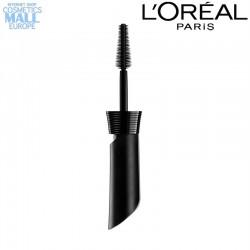 Автоматичен молив за очи IsaDora металик, с острилка, Twist-up Metallic Eye Pen - 58 дълбоко черно ( Deep Black )