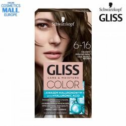 Syoss Oleo 1-10 Наситено черен боя за коса SYOSS Oleo Intense